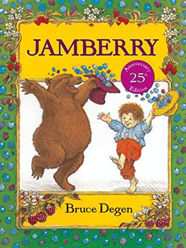Jamberry by [Degen, Bruce]