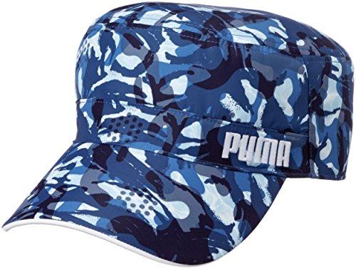 (プーマゴルフ) PUMA GOLF ゴルフウェア グラフィックミリタリーキャップ 866455 [ユニセックス]