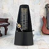 ZhangSheng C510 Mechanical Metronome for Loud Sound Piano Drum Violin Guitar Bass, Track