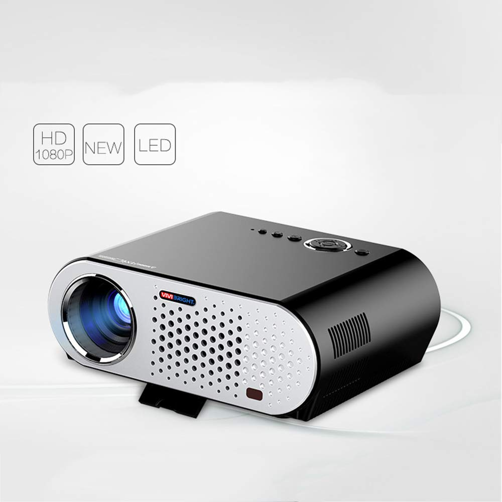 ZUEN Nuevo GP100 Micro proyector LED Home Office Business ...