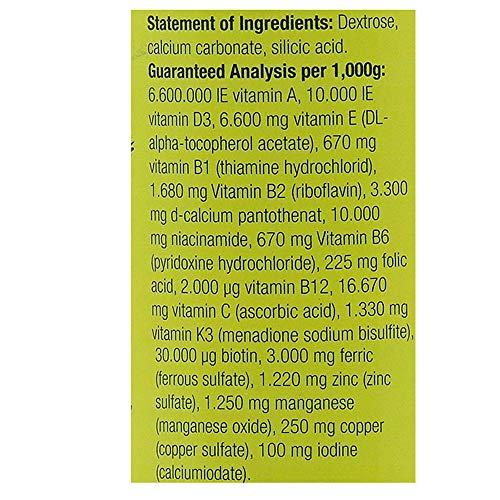 Nekton-S Multi-Vitamin for Birds, 150gm