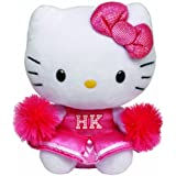 Hello Kitty - Peluche animadora, 15 cm (United Labels 40991TY)