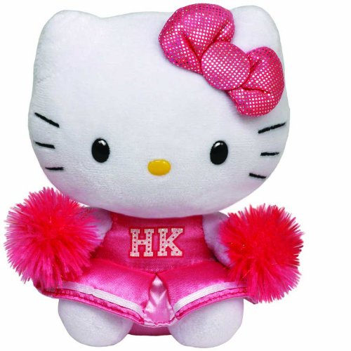 Ty Beanie Babies Hello Kitty Plush,