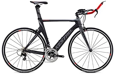 Kestrel 2016 Talon Tri Shimano 105 Gray/Red Road Bike