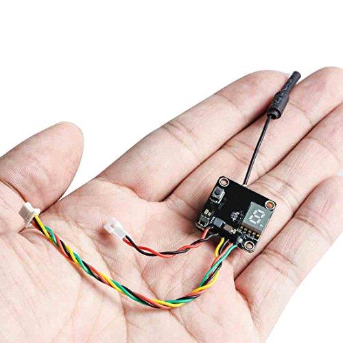 AKK X5 5.8Ghz 40CH 25mW/50mW/100mW/200mW Switchable Nano Transmitter Support OSD Configuring via Betaflight FC