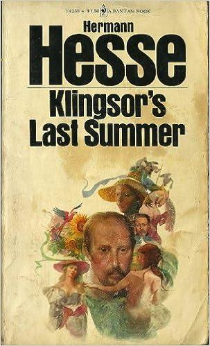 Klingsors last summer