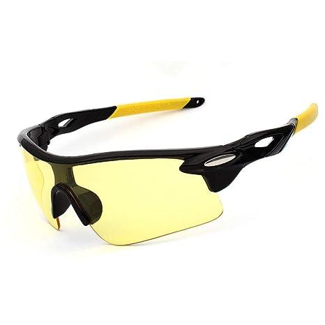 Gafas de sol deportivas Hombres montando anteojos Bicicleta ...