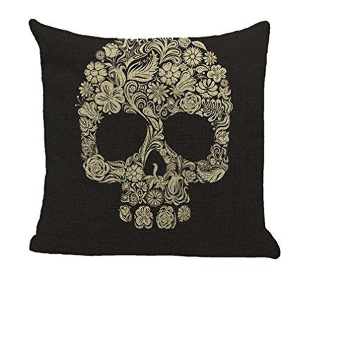 Nunubee-Skull-Cotton-Linen-Throw-Pillow-Case-Sofa-Car-Cushion-Cover-Home-Decor-45CM-Pattern-A