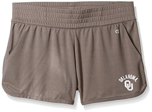 NCAA Women's Endurance Shorts Oklahoma Sooners Large