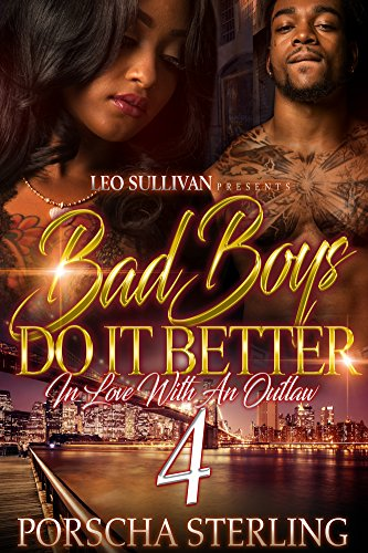 Bad Boys Do It Better 4: In Love With an Outlaw cover