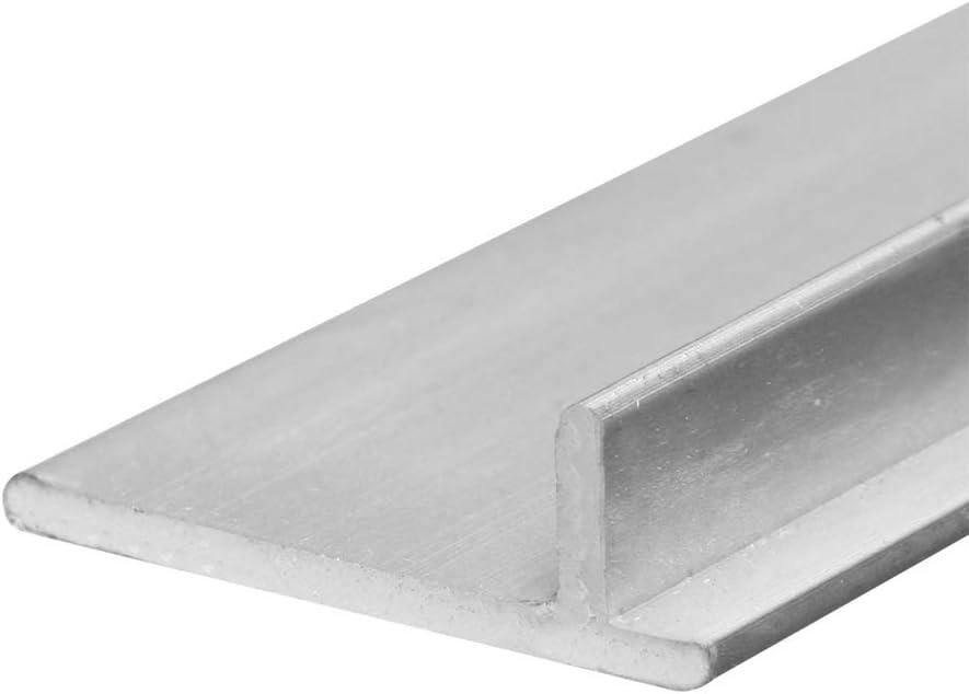 Anodized Prime-Line D 1655 Sliding Screen Door Track Aluminum 6 Pack of 1