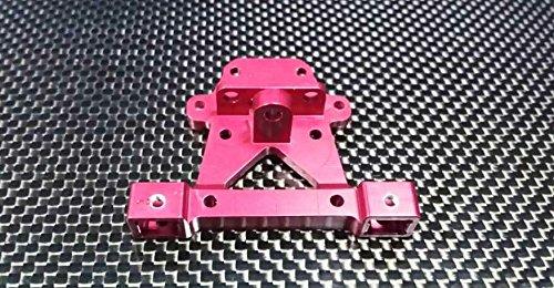 - GPM Traxxas 1/16 Mini E-Revo, Mini Slash, Mini Summit Upgrade Parts Aluminum Rear Body Post Mount - 1Pc Red
