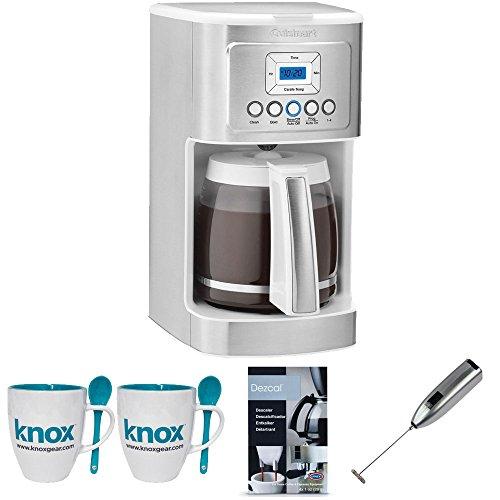 Cuisinart DCC3200W PerfecTemp 14-Cup Programmable Coffeemake