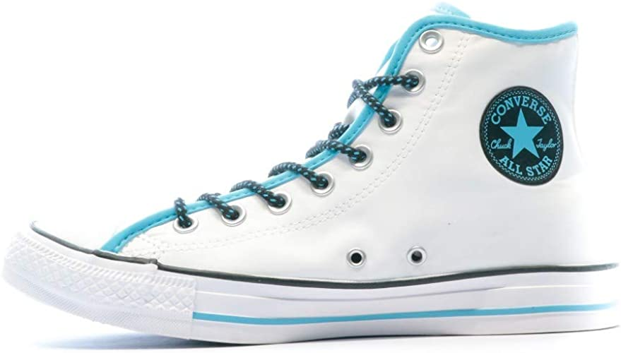 converses blanches homme