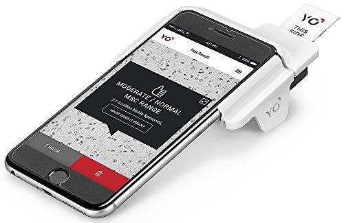 YO la Maison Test de Sperme pour Apple iPhone 6 Plus+ et 6 Plus+ | Spermatozoïdes Mobiles de la Fécondité de l'Analyse pour les Hommes | Vérifier vos Spermatozoïdes mobiles et d'Enregistrer des Vidéos