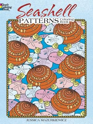 Adult Coloring Books about Shells