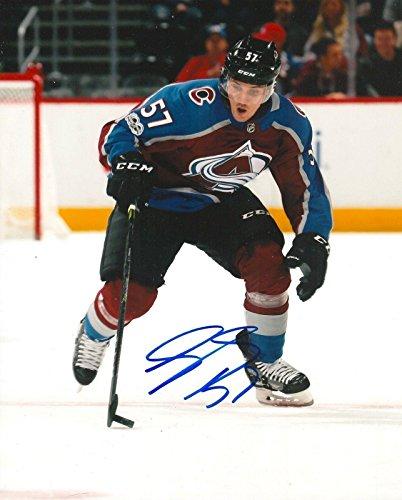 Autographed Gabriel Bourque Photograph - 8X10 COA A - Autographed NHL Photos