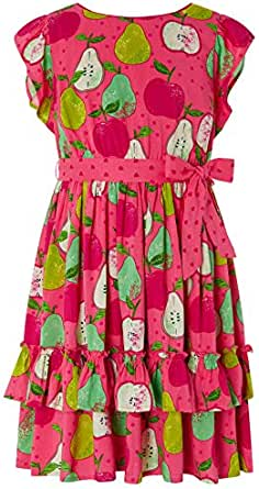 فستان كاجوال للفتيات من مونسون، مقاس يناسب 3-4 سنوات