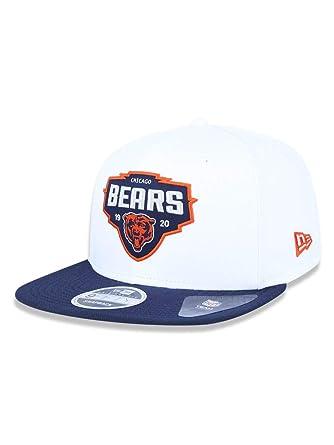 035ec6801d9 BONE 950 ORIGINAL FIT CHICAGO BEARS NFL ABA RETA SNAPBACK BRANCO NEW ...