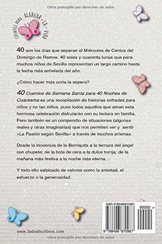 40 Cuentos de Semana Santa para 40 noches de Cuaresma (Spanish ...
