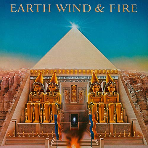 All N All (Earth Wind And Fire Greatest Hits Vinyl)