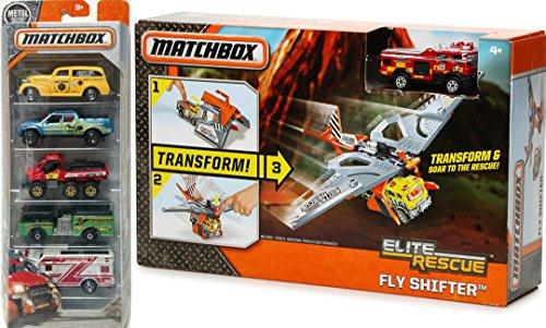 Retro Fire Engine - 6