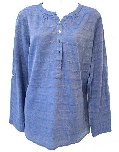 talbots-cotton-half-button-mandarin-blouse-cornflower-blue-large