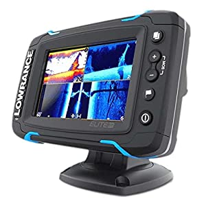 Lowrance Elite-5 Touch Fishfinder