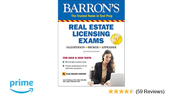Best Brokered Cd Rates 2020 Barron's Real Estate Licensing Exams with Online Digital