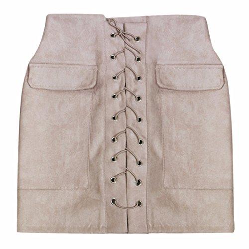 A Albicocca Modo Tasca Donne Pannello Chiusura Bodycon Con z Cerniera Esterno Delle 2 Qiyun Disegno Trasversale Di OHanI