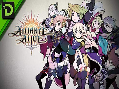 The Alliance Alive The Japanese Role-playing Game I've Been Looking For!
