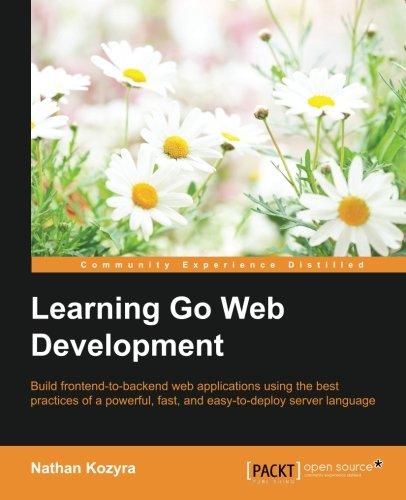 Learning Go Web Development pdf
