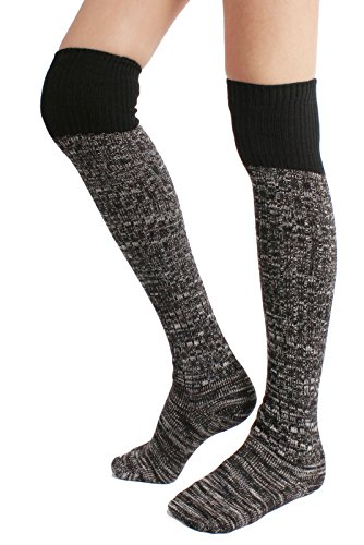 STYLEGAGA Winter Knit Over Socks