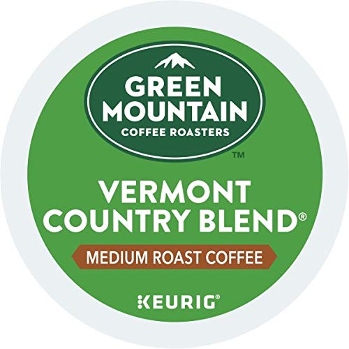 Green Mountain Coffee K-Cup Portion Pack for Keurig K-Cup Brewers, Vermont Country Blend (Pack of 96) -