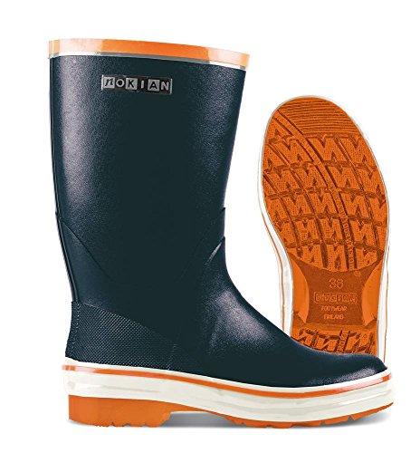 Nokian Footwear - Gummistiefel -Street- (Everyday) [468] Pflaume, Orange