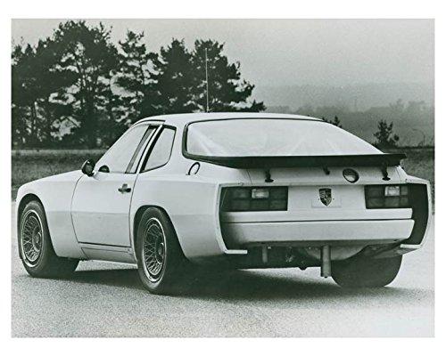 1980 Porsche 924 Carrera GT Automobile Photo Poster