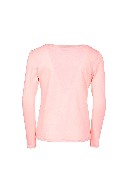 17158555 Champion Girls Heritage Long Sleeve Logo Tee Shirt (X-Large, Pink Bow):  Amazon.com.au: Fashion