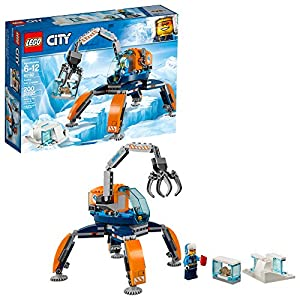 LEGO City Arctic Ice Crawler 60192 Building Kit (200 Piece) - 51f911gU9gL - LEGO City Arctic Ice Crawler 60192 Building Kit (200 Pieces)