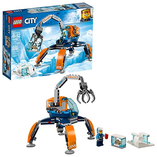 LEGO City Arctic Ice Crawler 60192 Building Kit (200 Piece)