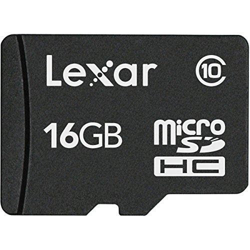 microSDHC 16GB Class 10 -