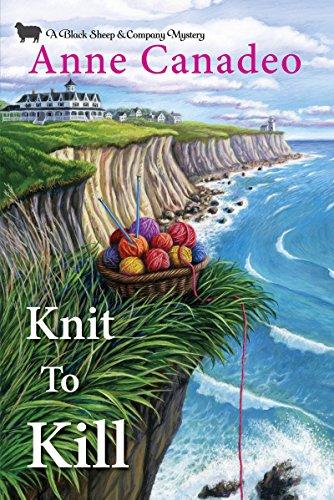 Knit Cafe - Knit to Kill (A Black Sheep & Co. Mystery)
