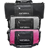 Sanabul Ventilated Mesh Duffel Gym Bag