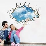 Wall Sticker, Hatop 3D Wall Stickers Art Decals Mural Wallpaper Decor Home Room DIY Decoration