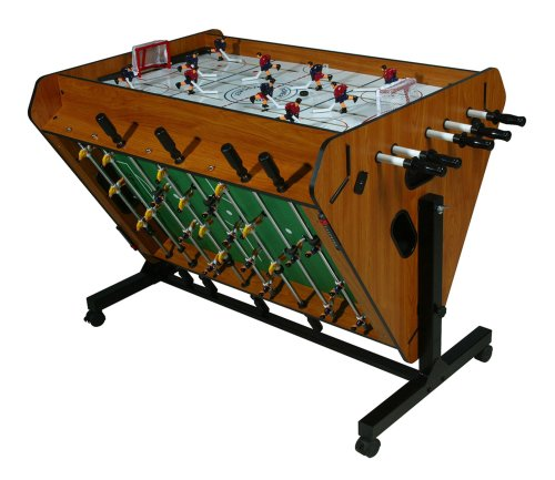 Amazon.com : Park U0026 Sun 4 In 1 Rotational Game Table : Combination Game  Tables : Sports U0026 Outdoors