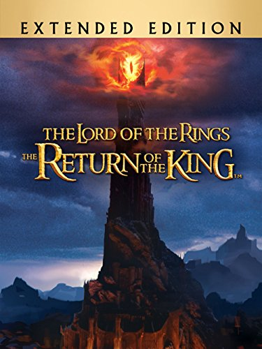 The Lord of the Rings: The Return of the King (Extended Edition) (Lord Of The Rings Extended Version Length)