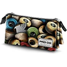 Pro DG Wheels triple pencil case