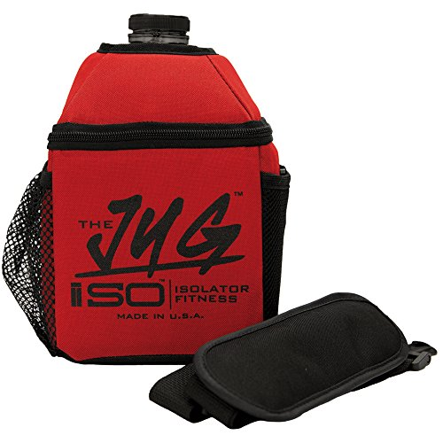 red 1 gallon water jug - 9