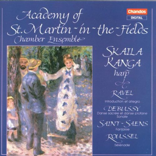Academy of St Martin-in-the-Fields Chamber Ensemble / Skaila Kanga Harp (Asmf Chamber Ensemble)