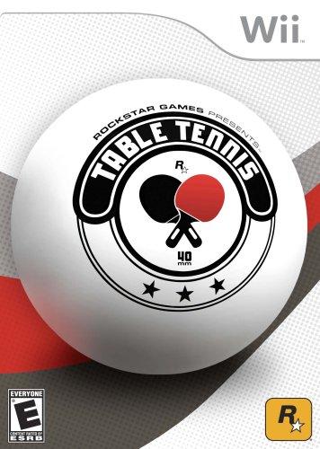 Price comparison product image Rockstar Presents Table Tennis - Nintendo Wii