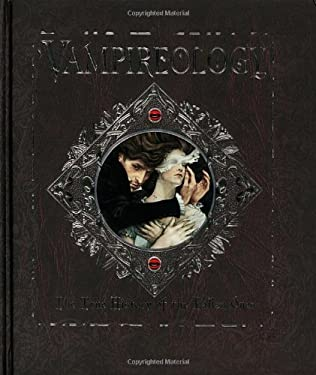 book cover of Vampireology